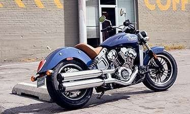 2019 INDIAN SCOUT THUNDER BLACK Photo 3 of 8