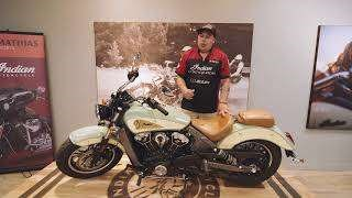 2019 INDIAN SCOUT THUNDER BLACK Photo 8 of 8