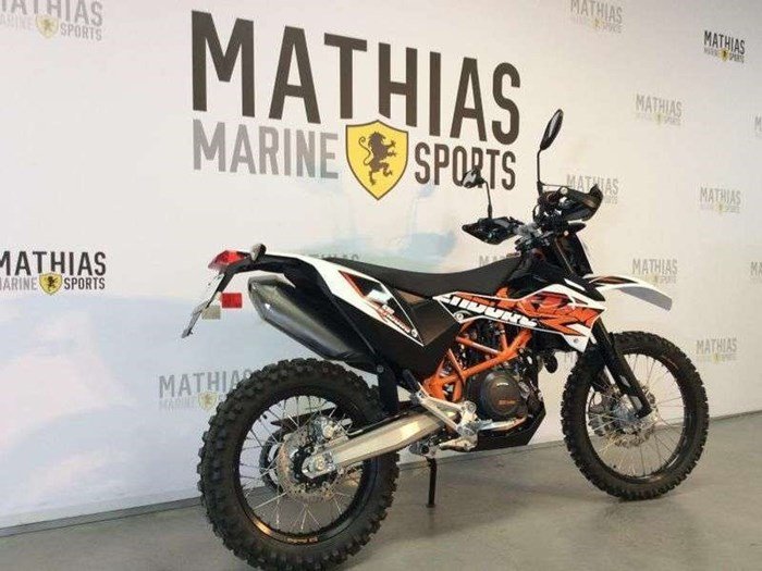 2018 KTM 690 ENDURO R Photo 2 of 9