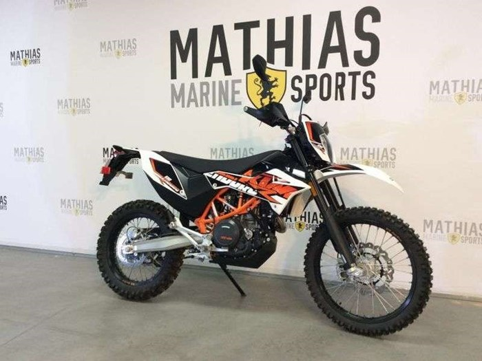 2018 KTM 690 ENDURO R Photo 3 of 9