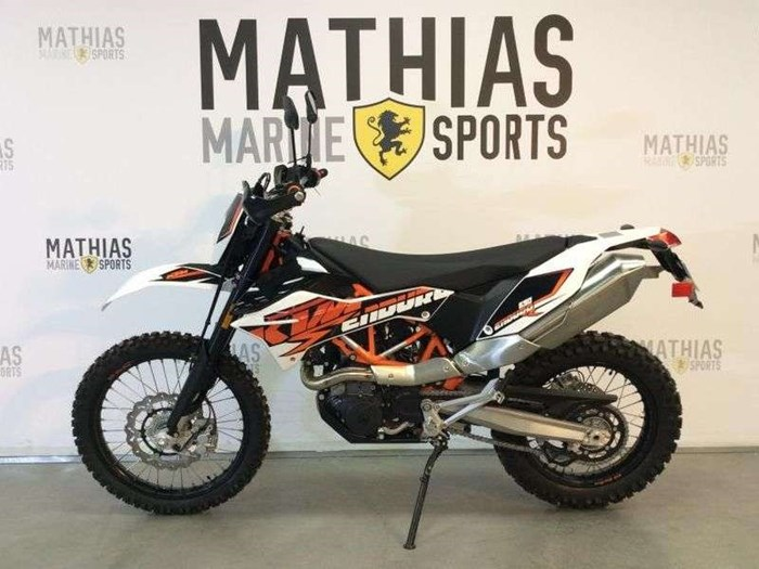 2018 KTM 690 ENDURO R Photo 4 of 9