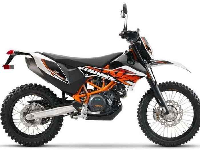 2018 KTM 690 ENDURO R Photo 8 of 9