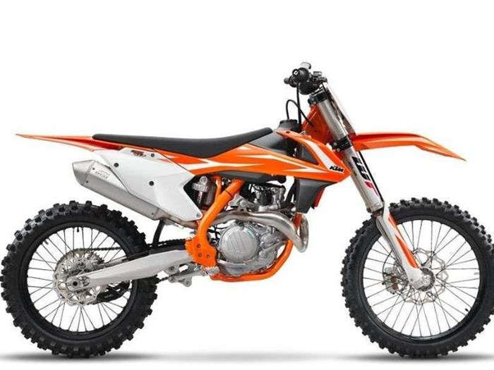 2018 KTM 450 SX-F Photo 10 of 14