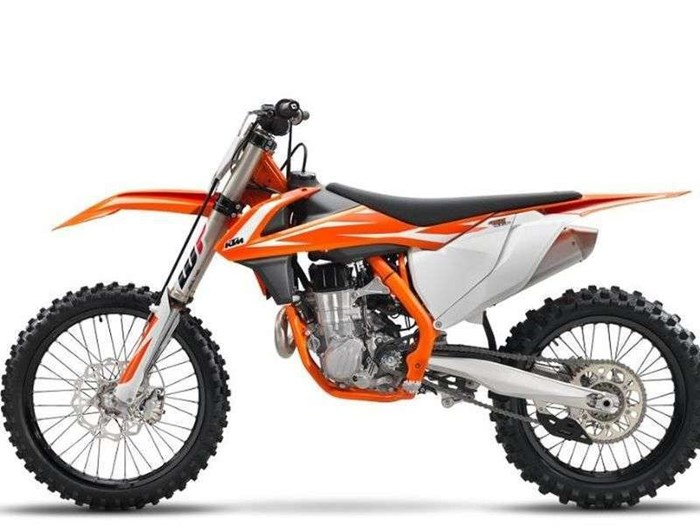 2018 KTM 450 SX-F Photo 11 of 14