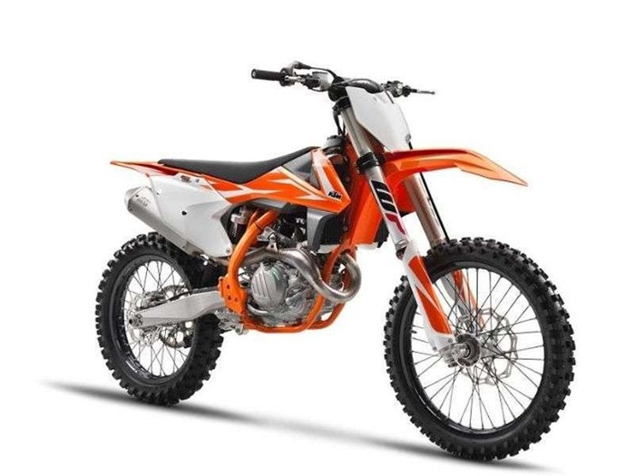 2018 KTM 450 SX-F Photo 13 of 14