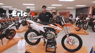 2018 KTM 450 SX-F Photo 14 of 14