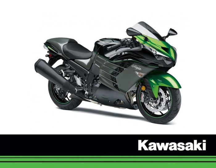 2019 Kawasaki Ninja ZX-14R ABS Photo 1 of 1