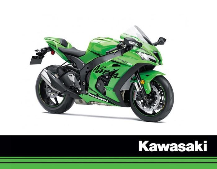 2019 Kawasaki Ninja ZX-10RR Photo 1 of 1