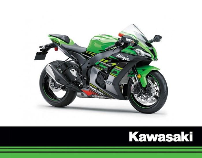 2019 Kawasaki Ninja ZX-10R ABS KRT Photo 1 of 1
