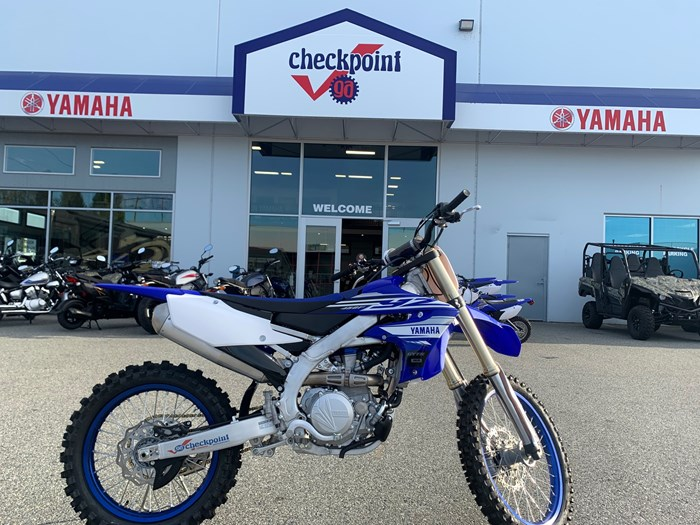 2019 Yamaha YZ450F Photo 1 of 3