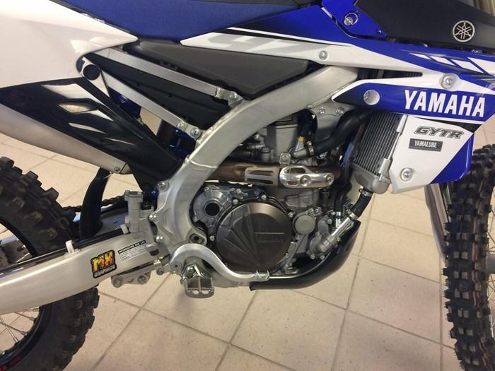 2017 Yamaha YZ450FX Photo 3 of 11