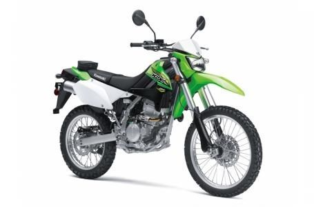 2018 Kawasaki KLX250 Photo 2 of 3