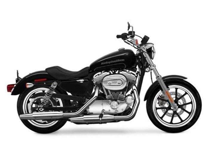 2018 Harley-Davidson XL883L - Sportster® SuperLow® Photo 1 of 6