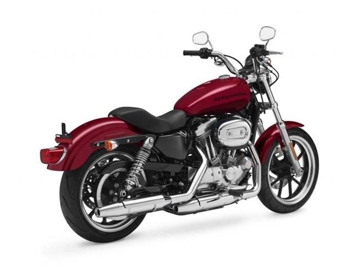 2018 Harley-Davidson XL883L - Sportster® SuperLow® Photo 3 of 6