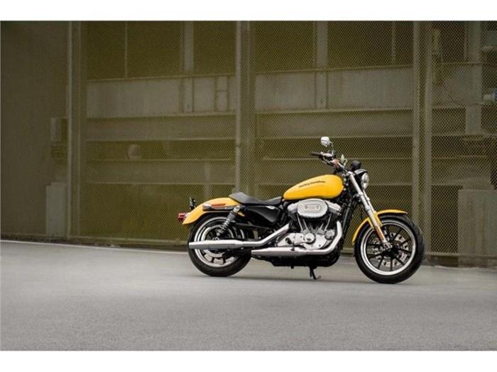 2018 Harley-Davidson XL883L - Sportster® SuperLow® Photo 6 of 6