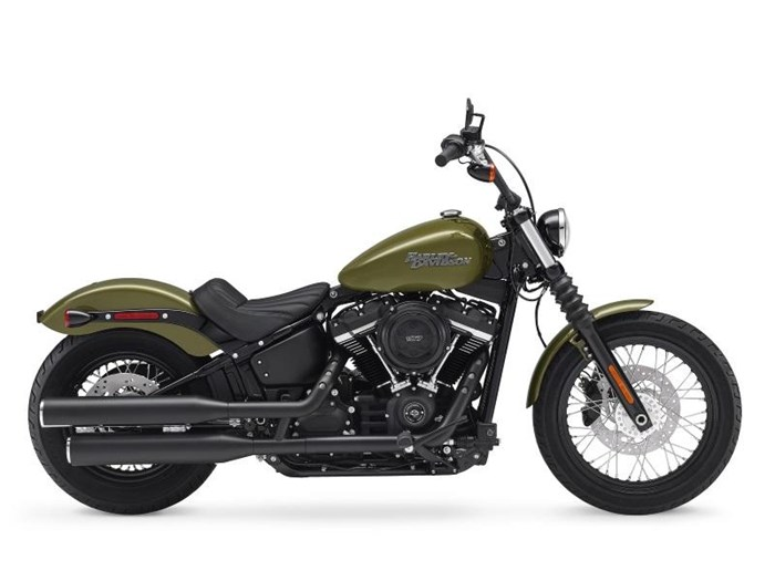 2018 Harley-Davidson FXBB - Softail® Street Bob® Photo 1 of 1