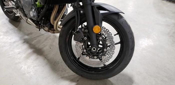 2019 Kawasaki Z650 Photo 3 of 11
