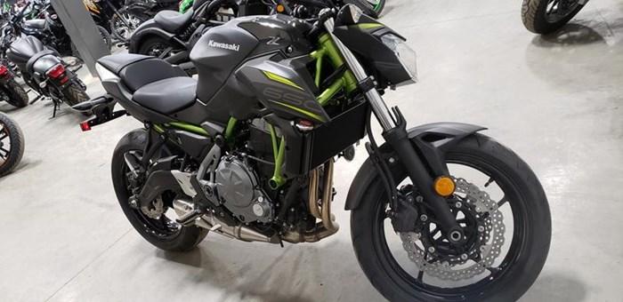 2019 Kawasaki Z650 Photo 4 of 11