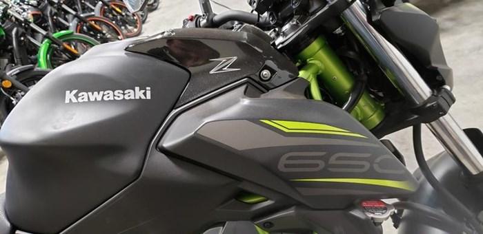 2019 Kawasaki Z650 Photo 5 of 11