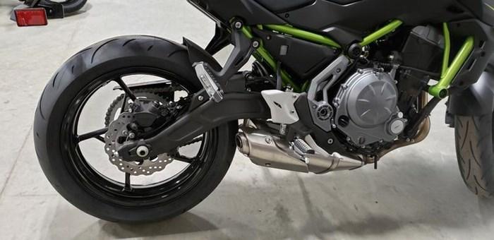 2019 Kawasaki Z650 Photo 6 of 11