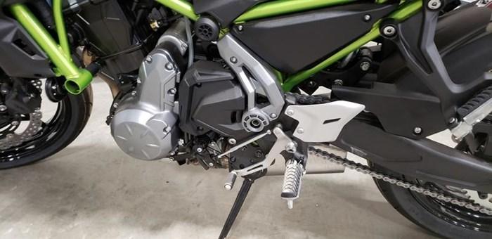 2019 Kawasaki Z650 Photo 9 of 11