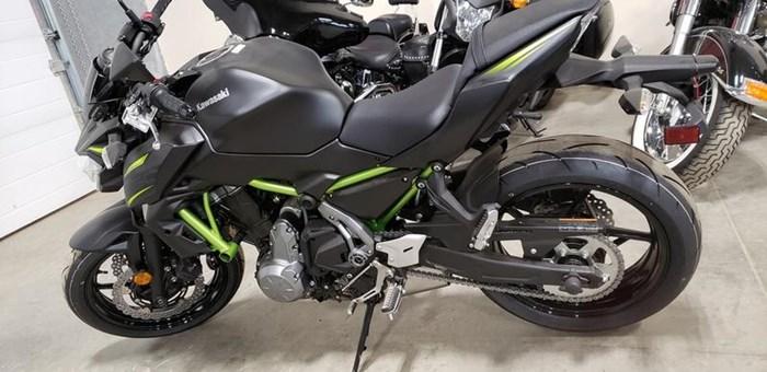 2019 Kawasaki Z650 Photo 10 of 11