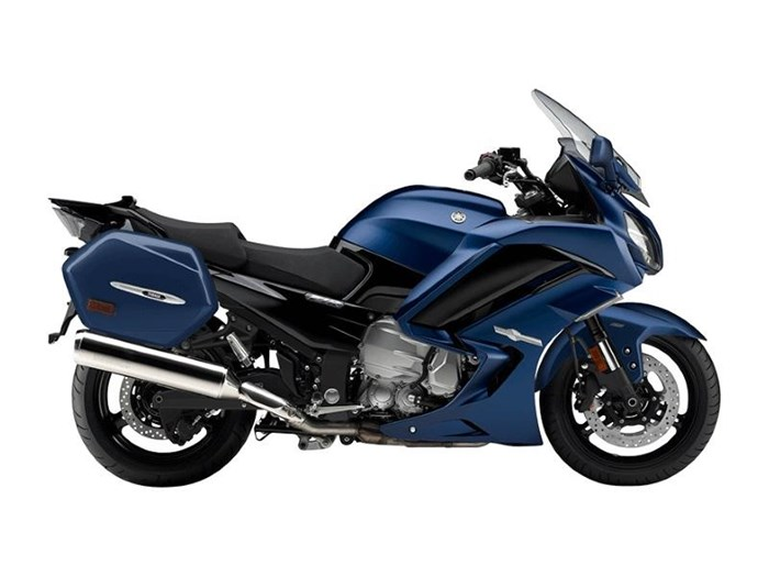 2019 Yamaha FJR1300ES Photo 7 of 13