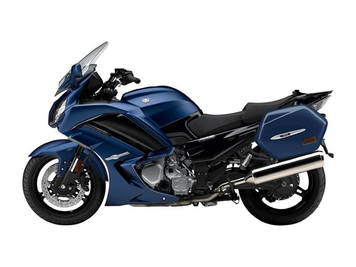 2019 Yamaha FJR1300ES Photo 8 of 13
