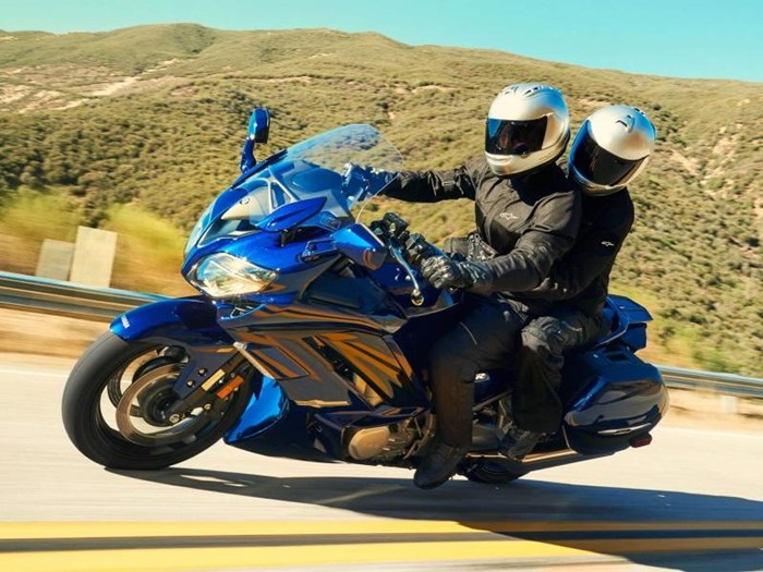 2019 Yamaha FJR1300ES Photo 11 of 13