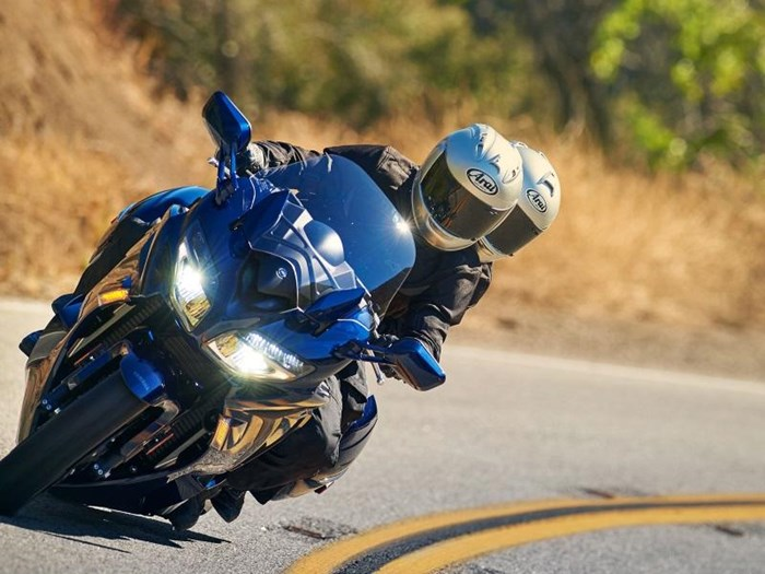 2019 Yamaha FJR1300ES Photo 13 of 13