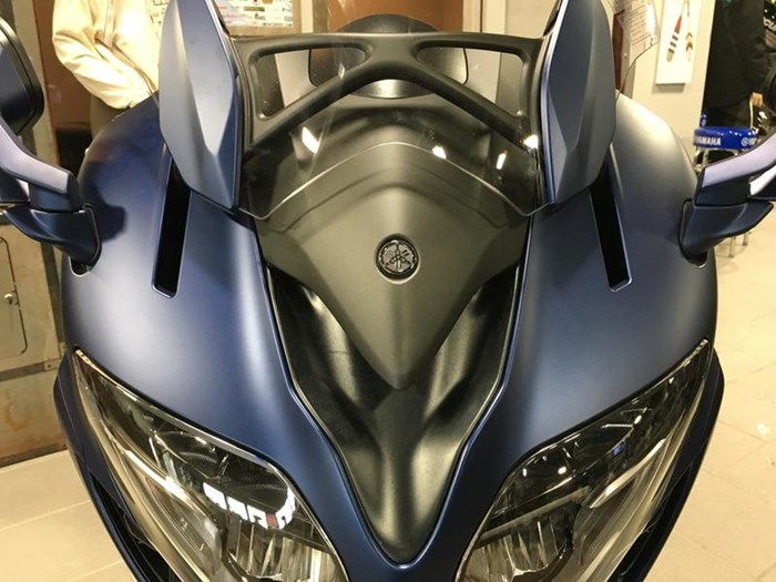 2019 Yamaha FJR1300ES Photo 2 of 13