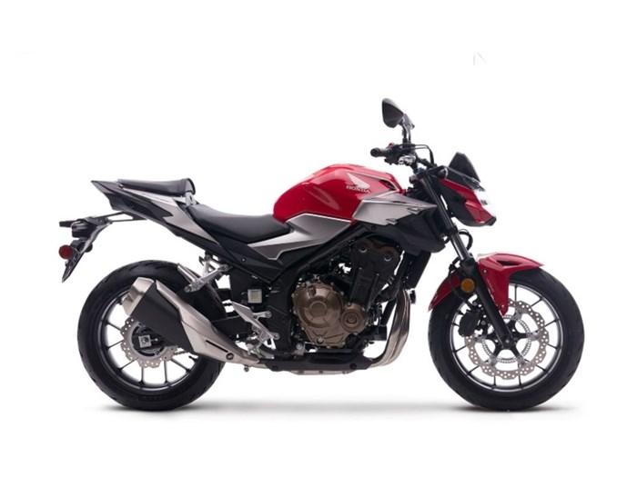 2019 Honda CB500F Photo 1 of 1