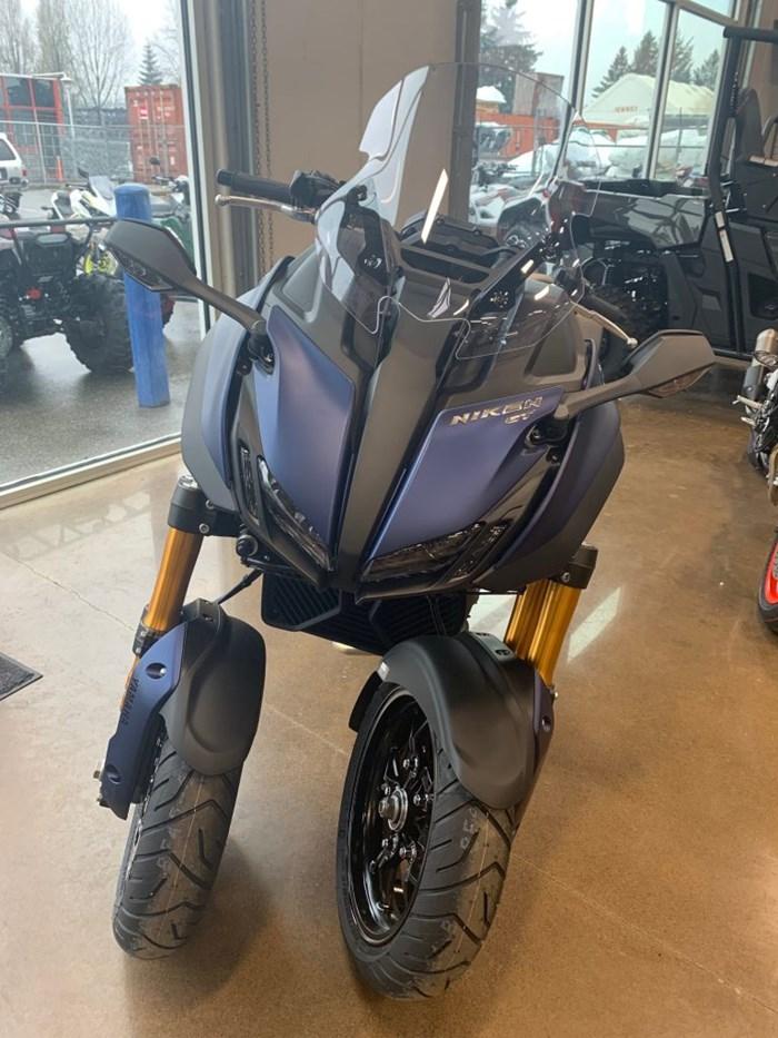 2019 Yamaha Niken GT Photo 4 of 4
