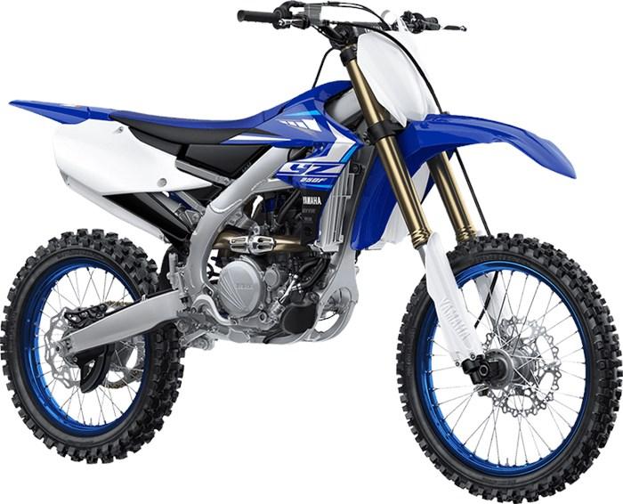 2019 Yamaha YZ250F Photo 1 of 1