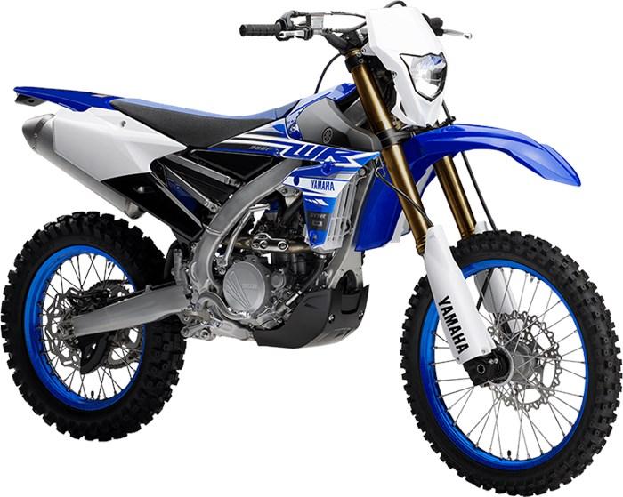 2019 Yamaha WR250F Photo 1 of 1