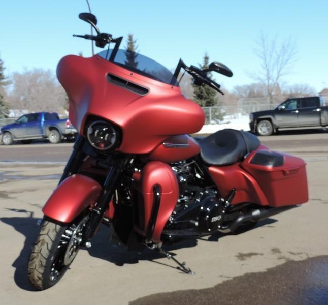 2019 Harley-Davidson FLHXS - Street Glide® Special Photo 1 of 9