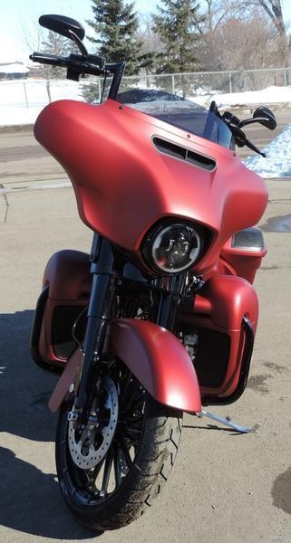 2019 Harley-Davidson FLHXS - Street Glide® Special Photo 2 of 9