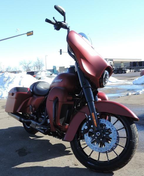 2019 Harley-Davidson FLHXS - Street Glide® Special Photo 3 of 9