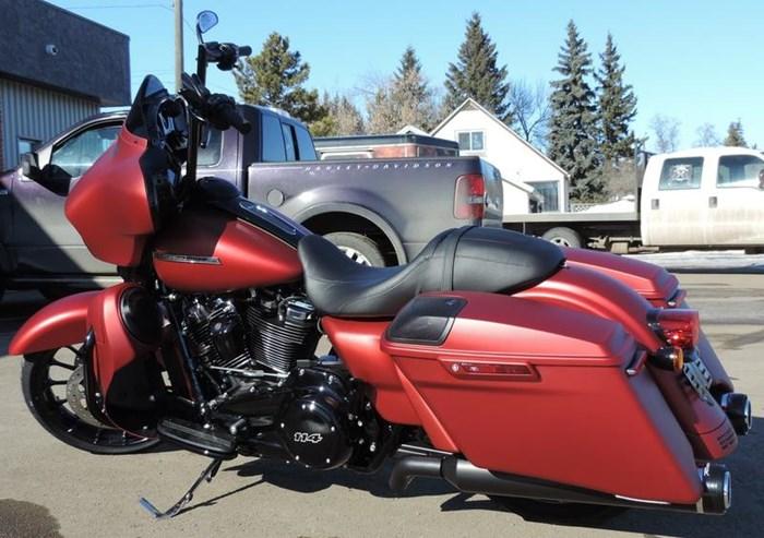 2019 Harley-Davidson FLHXS - Street Glide® Special Photo 7 of 9