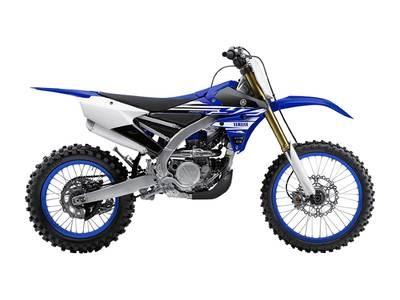 2019 Yamaha YZ250FX Photo 1 of 1