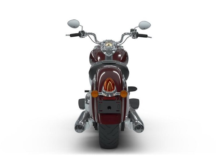 2018 Indian Motorcycle® Chief® Classic ABS Burgundy Metallic Photo 13 of 15