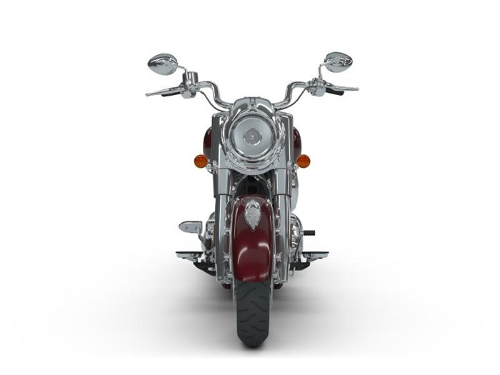 2018 Indian Motorcycle® Chief® Classic ABS Burgundy Metallic Photo 15 of 15
