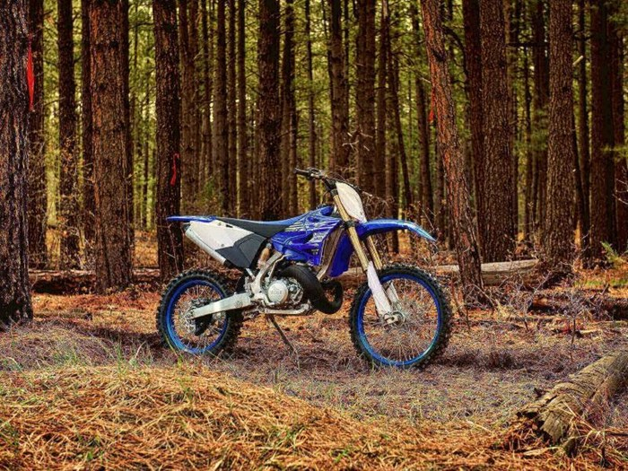 2019 Yamaha YZ250X (2-Stroke) Photo 5 of 5