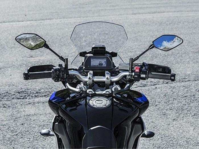 2019 Yamaha Tracer 900 GT Photo 8 of 11