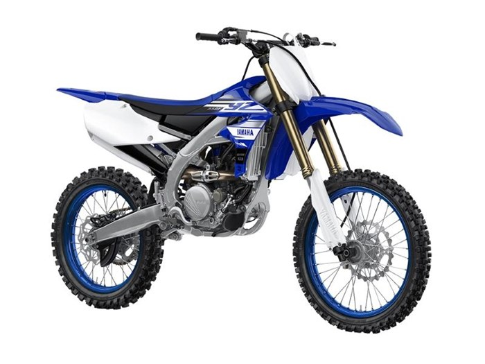 2019 Yamaha YZ250F Photo 1 sur 9