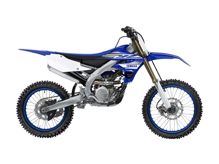 2019 Yamaha YZ250F Photo 2 sur 9
