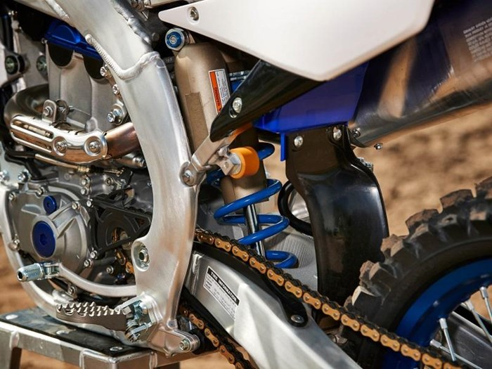 2019 Yamaha YZ250F Photo 3 sur 9
