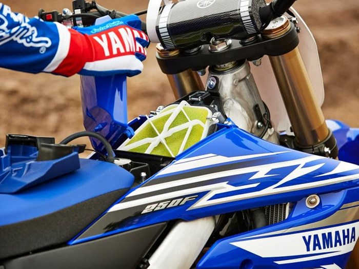 2019 Yamaha YZ250F Photo 4 sur 9