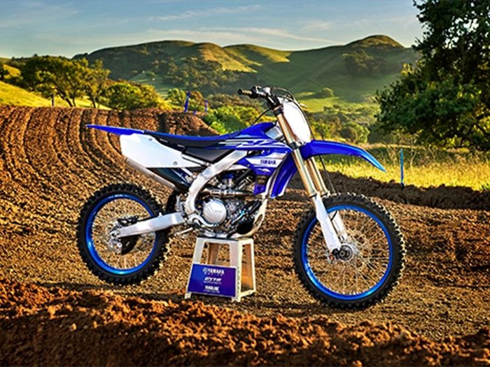 2019 Yamaha YZ250F Photo 6 sur 9