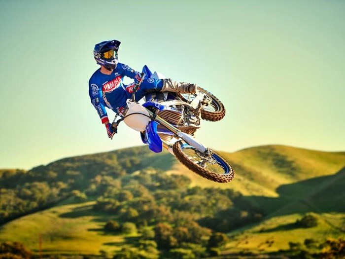 2019 Yamaha YZ250F Photo 7 sur 9